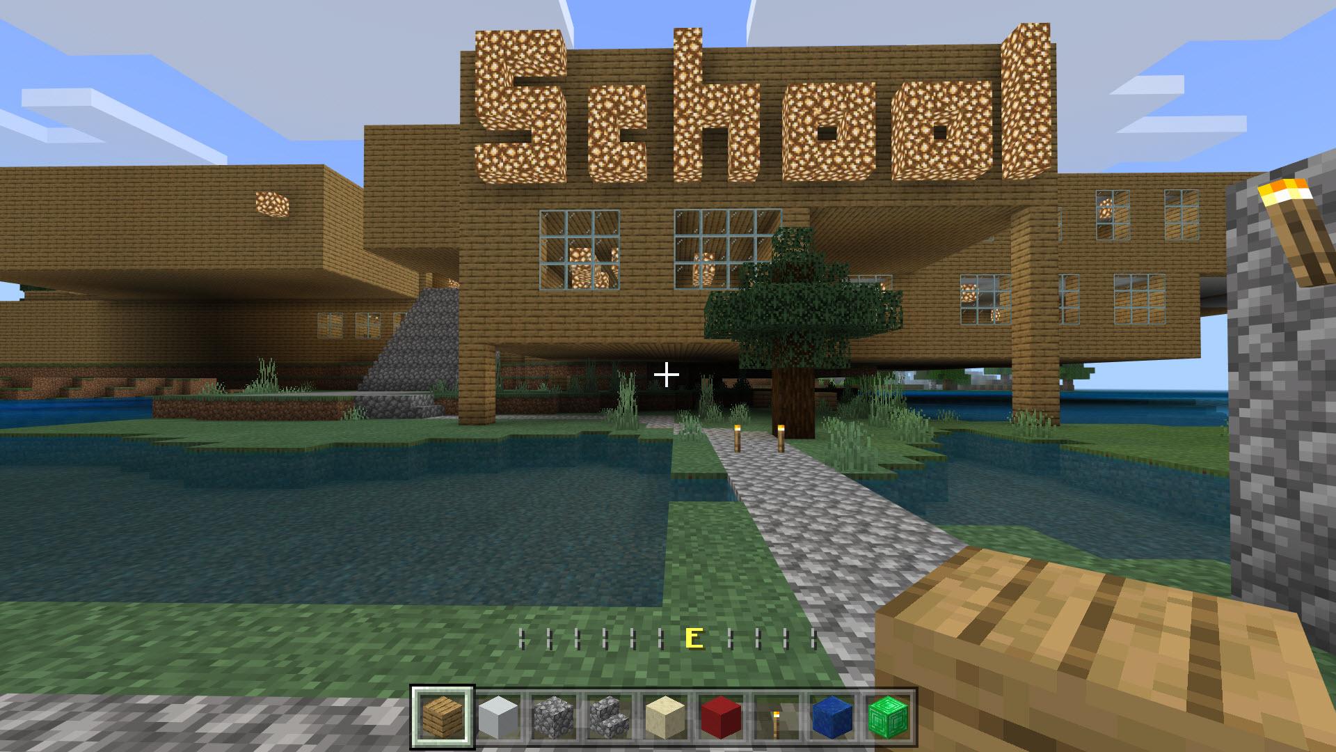 My Minecraft Creations - Week 2