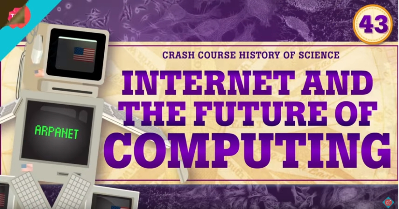 The History of the Internet and Computing