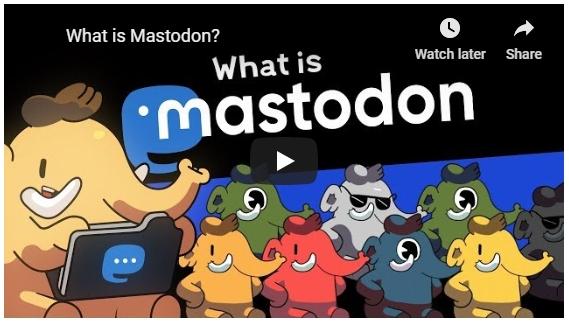 What is Mastodon